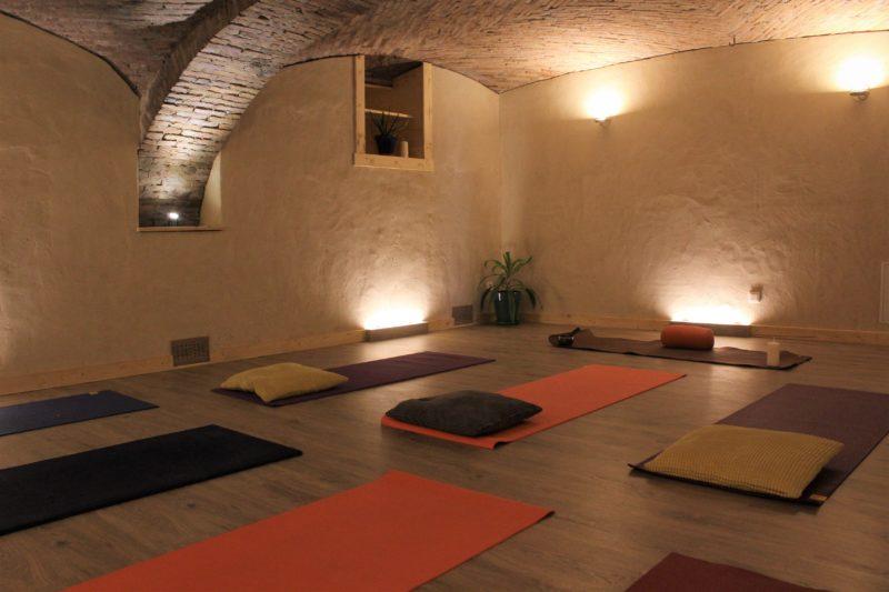 yoga guillestre